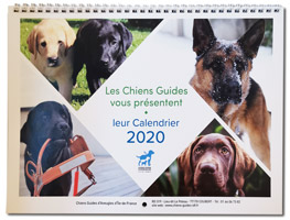 Couverture calendrier 2020